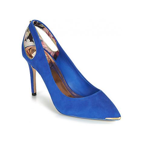 Ted Baker JESAMIN women's Court Shoes in Blue