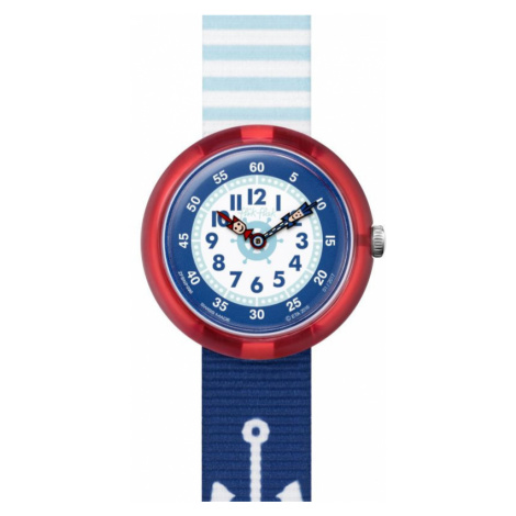 Childrens Flik Flak Matrose Watch