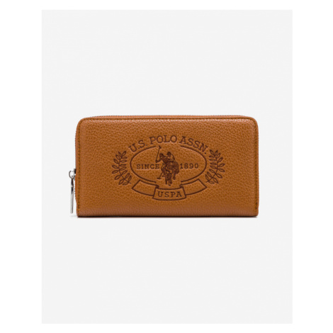 U.S. Polo Assn Hailey Wallet Brown