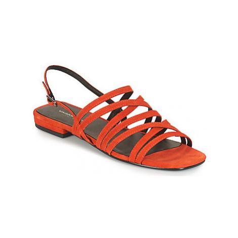Vagabond BECKY women's Sandals in Red