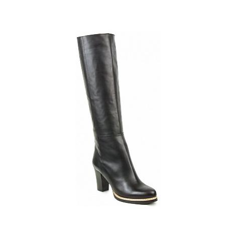 Jil Sander NATURE women's High Boots in Black
