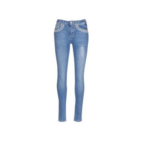 Desigual CEDOU women's Skinny Jeans in Blue