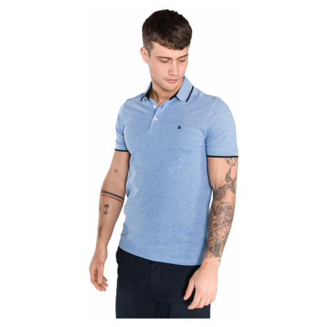 Jack & Jones Paulos Polo T-shirt Blue