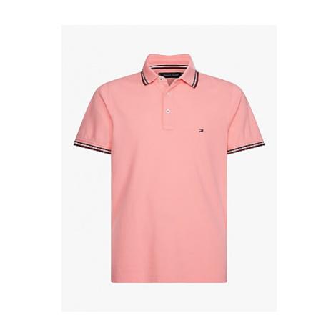 Tommy Hilfiger Organic Cotton Slim Fit Polo Shirt
