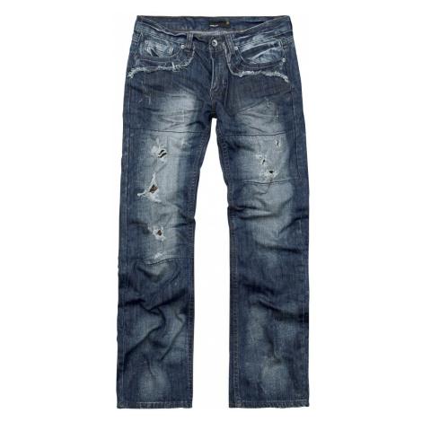 Forplay Salomon Jeans dark blue