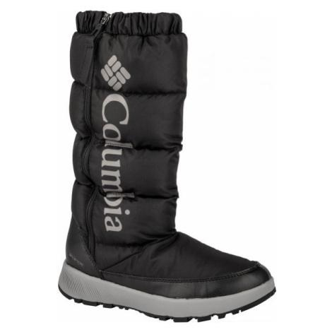 Columbia PANINARO OMNI-HEAT black - Women's high top winter shoes