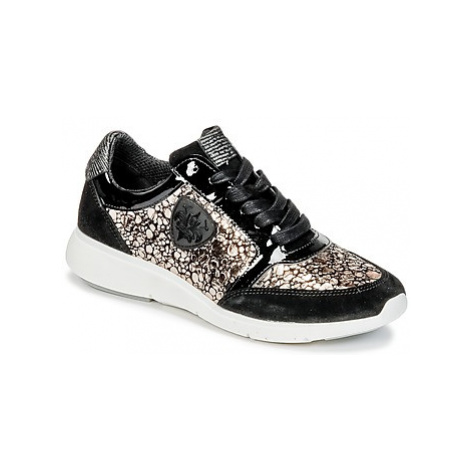 Philippe Morvan MONK V1 COMBY NOIR women's Shoes (Trainers) in Black