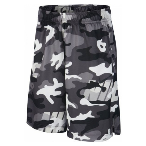Nike DRY CAMO SHORT B white - Boys' shorts