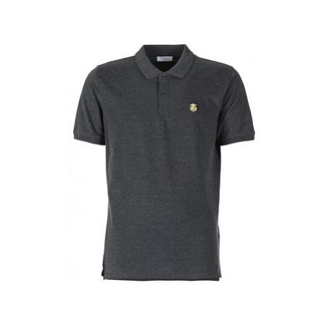 Selected ARO men's Polo shirt in Grey