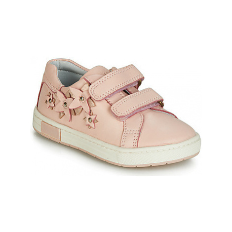 Chicco CHETTY girls's Children's Shoes (Trainers) in Pink