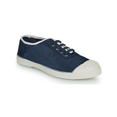Bensimon TENNIS PAULA women's Shoes (Trainers) in Blue