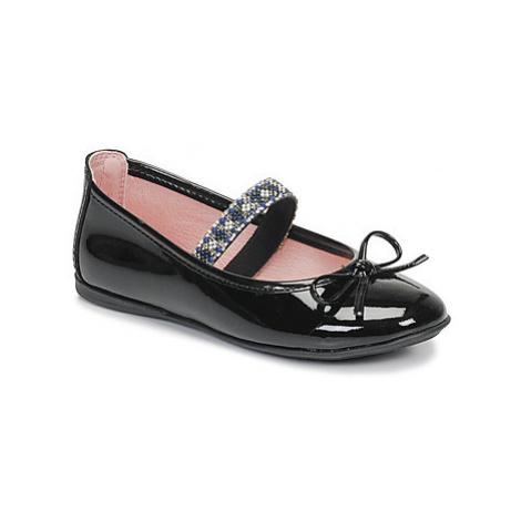 Pablosky 336419 girls's Children's Shoes (Pumps / Ballerinas) in Black