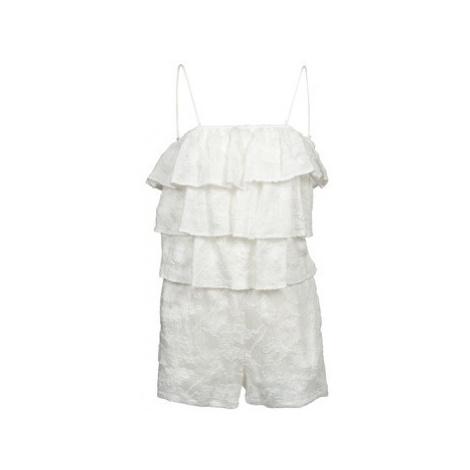 See U Soon CIERA women's Jumpsuit in White
