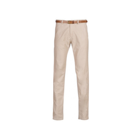 Scotch Soda RALSTONO men's Trousers in Beige Scotch & Soda