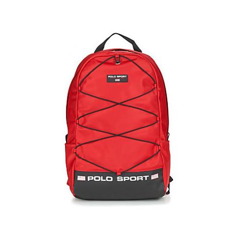 Polo Ralph Lauren P SPRT BKPK men's Backpack in Red