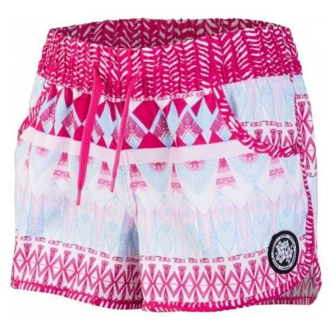 Aress OPAL pink - Girls' swim shorts