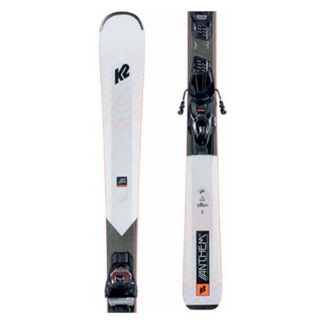 K2 ANTHEM 76X + ER3 10 COMPACT Q - Women's allmountain skis with binding