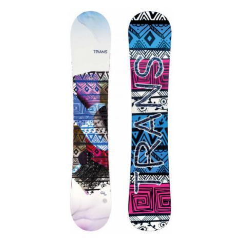 TRANS CU CAMBER - Women's snowboard