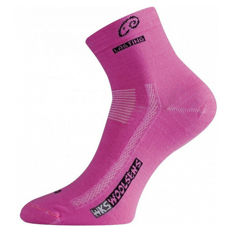 socks Lasting WKS - 499/Pink