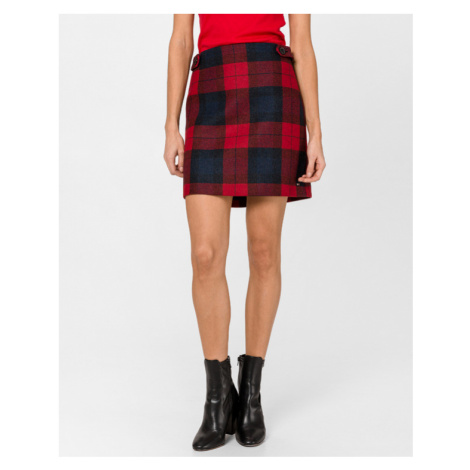 Tommy Hilfiger Skirt Red