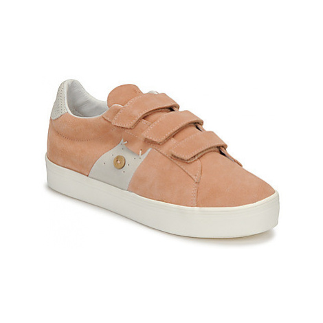 Faguo HOSTAC women's Shoes (Trainers) in Pink