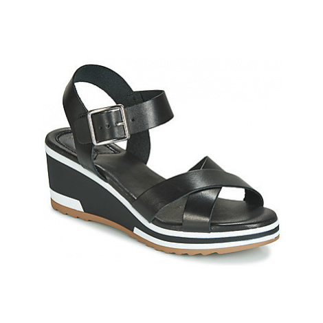 Kickers WIND women's Sandals in Black