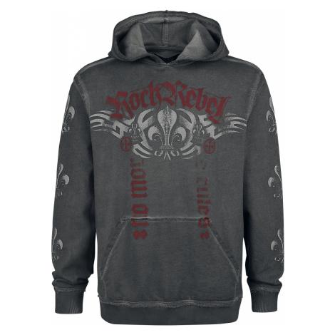 Rock Rebel by EMP - Bodies - Hooded sweatshirt - black