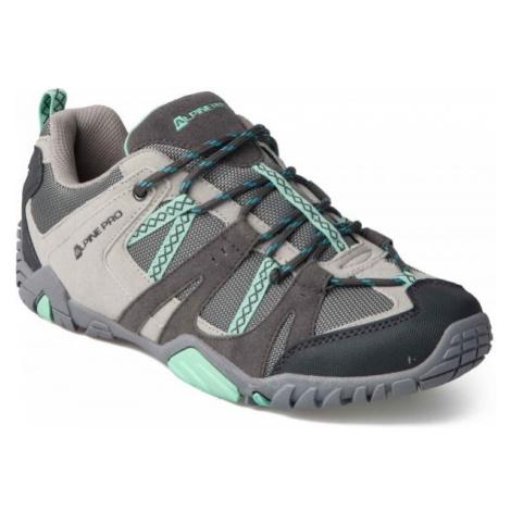 ALPINE PRO MAGGOTT gray - Women's trekking shoes