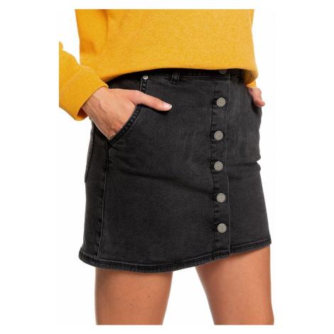 skirt Roxy Wild Young Spirit - KVJ0/Anthracite - women´s