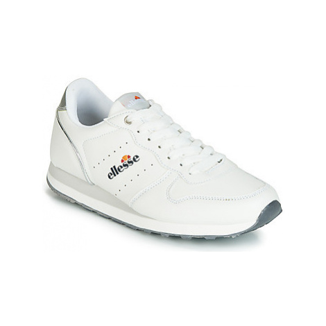 Ellesse MADY women's Shoes (Trainers) in White