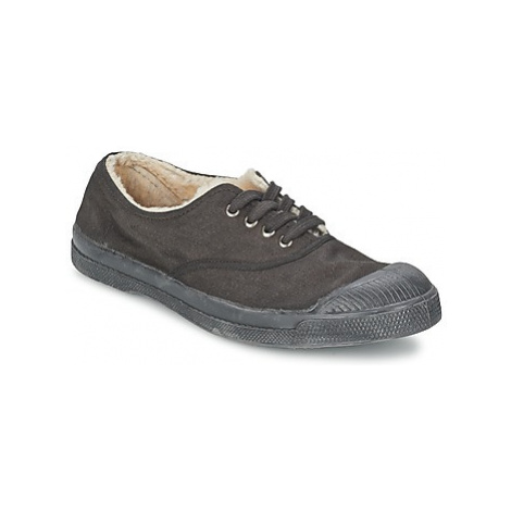 Bensimon TENNIS FOURREES girls's Children's Shoes (Trainers) in Grey