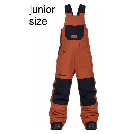 pants Horsefeathers Medler - Brick - unisex junior