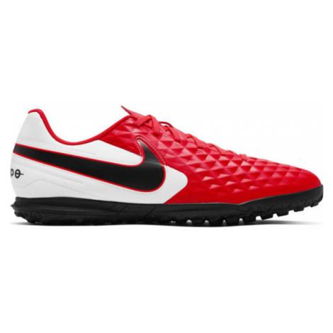 Nike TIEMPO LEGEND 8 CLUB TF red - Men's turf football boots