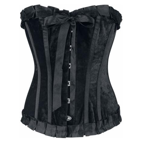 Gothicana by EMP - Namrael - Corsage - black