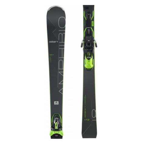 Elan AMPHIBIO 18 TI2 FX + EMX 12 - Downhill skis