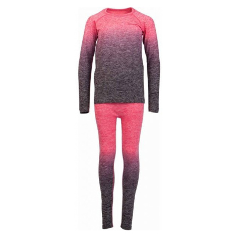 Arcore FEDOR pink - Kids' functional base layer