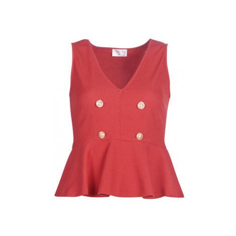 Moony Mood KITTILE women's Blouse in Red