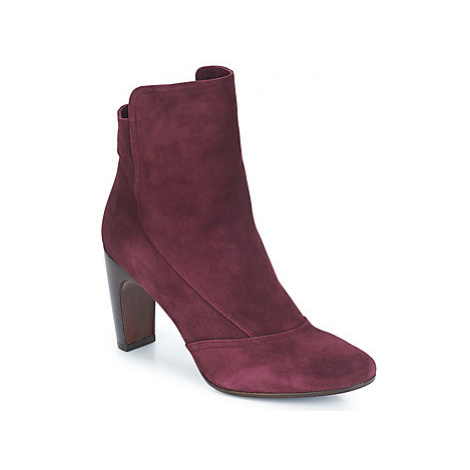 Chie Mihara - women's Low Ankle Boots in Bordeaux