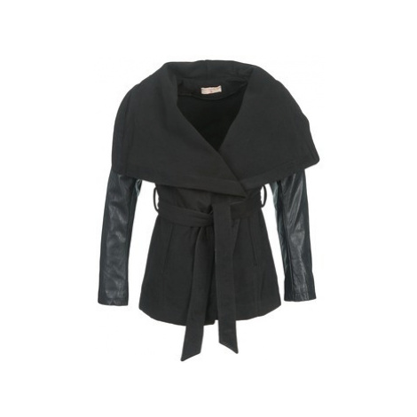 Moony Mood DUMOUT women's Coat in Black