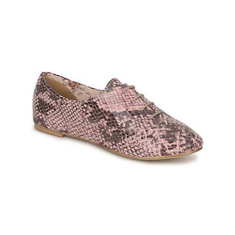StylistClick GEORGIA women's Smart / Formal Shoes in Pink