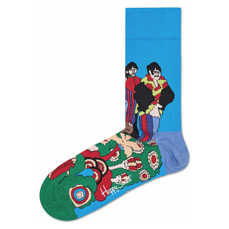 Happy Socks Pepperland Socks Blue
