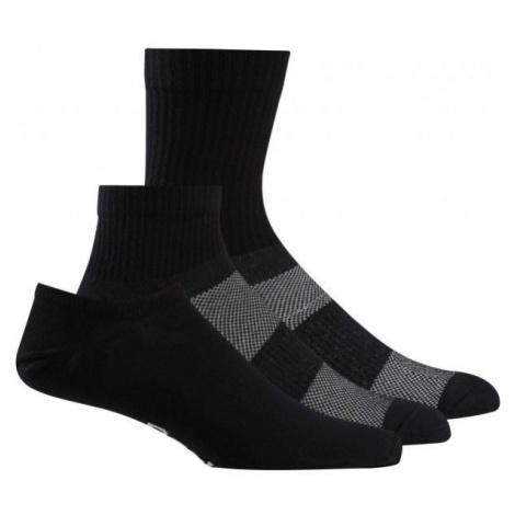 Reebok TE ALL PURPOSE SOCK 3P black - Socks