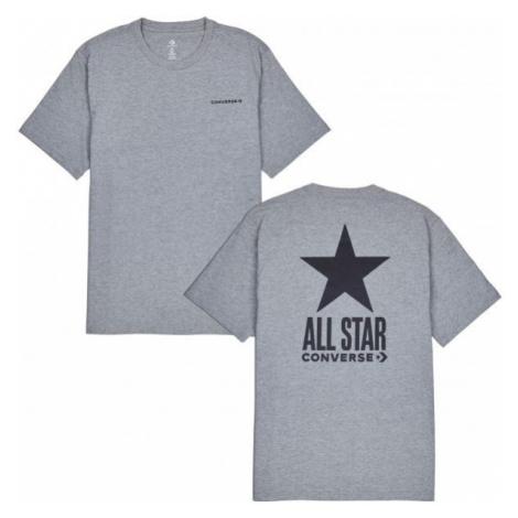 Converse ALL STAR TEE grey - Men's T-shirt
