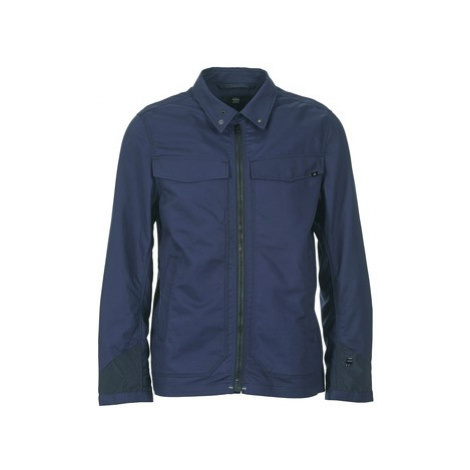 G-Star Raw VODAN men's Jacket in Blue