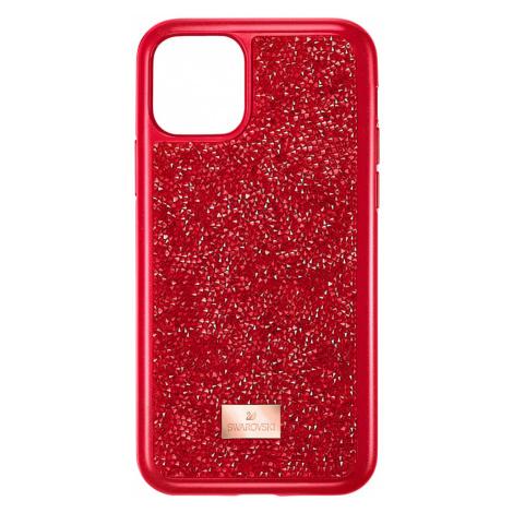 Glam Rock Smartphone Case, iPhone® 11 Pro, Red Swarovski
