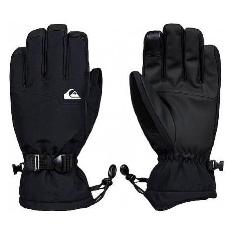 glove Quiksilver Mission - KVJ0/Black - men´s