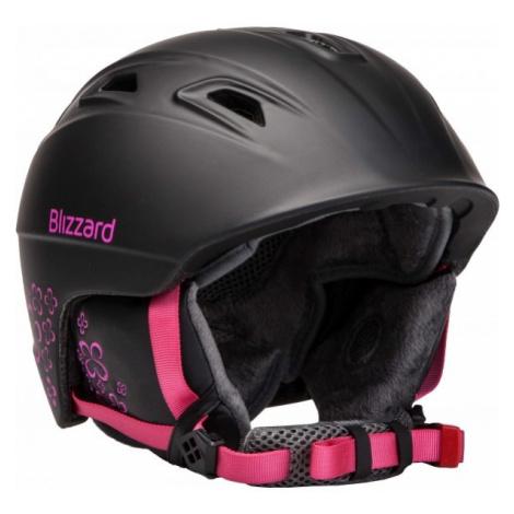 Blizzard VIVA DEMON black - Women's ski helmet