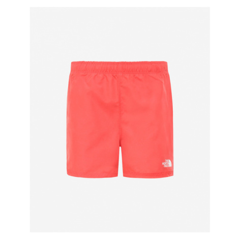 The North Face High Class V Kids Swimsuit Red