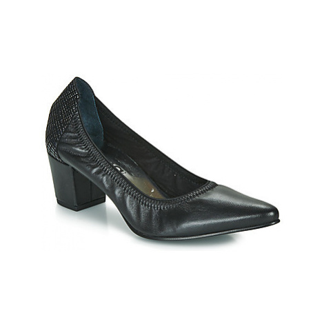 Myma PAMI women's Court Shoes in Black