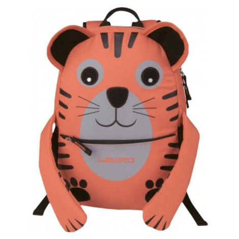 Lewro DIXIE 9 orange - Children's backpack